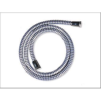 Croydex Shower Hose Chrome 1.5m AM150841