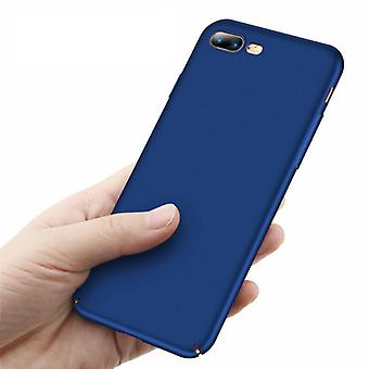 USLION iPhone XS Max Ultra Thin Case - Hard Matte Case Cover Blue
