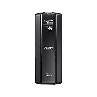 Apc by schneider electric power-saving back-ups pro - br1500gi - uninterruptible power supply 1500va