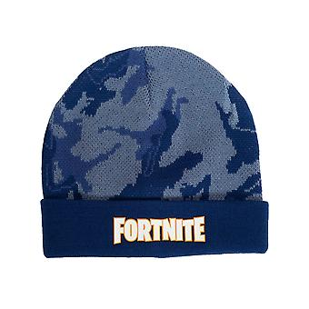 Fortnite Emotes Camo Girls Beanie | Mercadoria Oficial