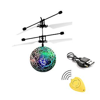 Kids Led Light Advanced Infrared Sensor Hover Technology Helicopter