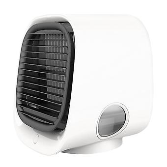 Office Mini Portable Air Conditioner Ventilateur Multi-function Humidificateur Purificateur Usb