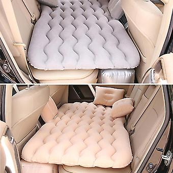 Universal Car Back Seat Cover Air Inflatable Travel Bed Mattress For Outdoor