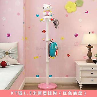 Children's Landing Cartoon Simple Modern Hanger, Creative Clothes Rack