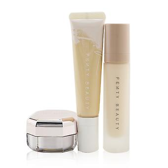 Pro filt'r hydrating complexion kit: foundation 32ml + primer 32ml + instant retouch setting powder 7.8g #120 258958 3pcs