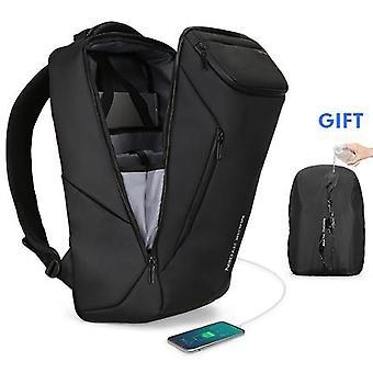 Backpack Multifunctional Waterproof 15.6 Inch Laptop & Usb Charging Travel Bag