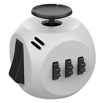 Helect fidget cube toy relieves stress and anxiety