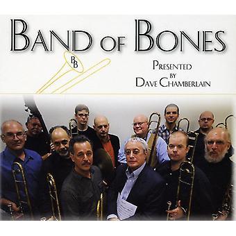 骨 - 骨 [CD] USA 輸入のバンドのバンド