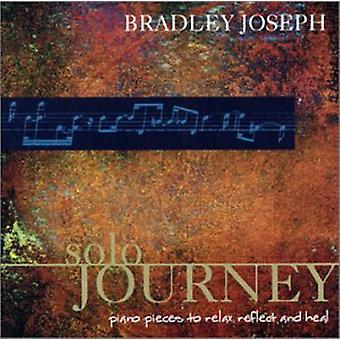 Bradley Joseph - Solo Reise [CD] USA import