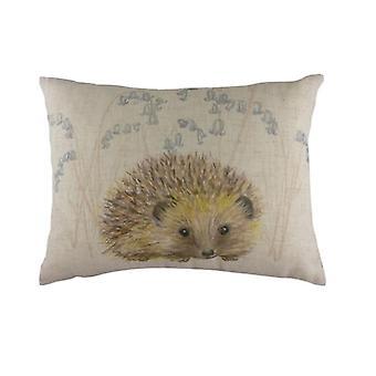Evans Lichfield Hedgehog Cushion Cover