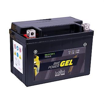 intAct YTZ12-S Gel Bike-Power Battery