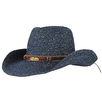 Kesä Western Cowboy Sun Hat/naiset