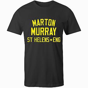 Marton Murray Boxing Legend T-Shirt