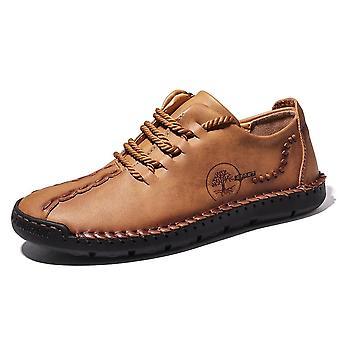 Új alkalmi cipők, férfi cipők, vezetési naplopók