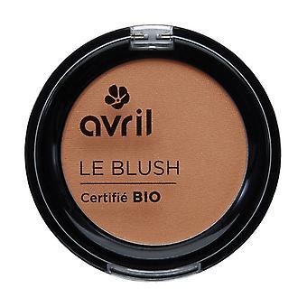 Blush Terracotta - certified organic 2,5 g of powder