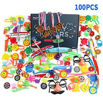 100pcs's Educational Birthday Party Small Carnival Set