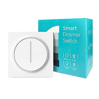 Smart Wifi Dimmer Switch, Touch Dimmable Panel Light Switch (smart Dimmer