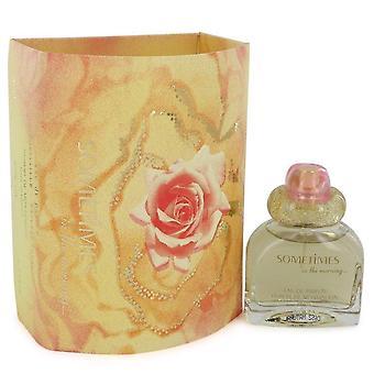 Sometimes In The Morning Eau De Parfum Spray By Hubert De Montandon 1.7 oz Eau De Parfum Spray