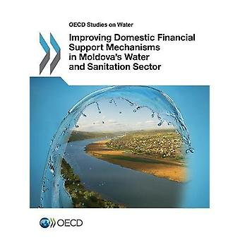 Improving domestic financial support mechanisms in Moldova's water an