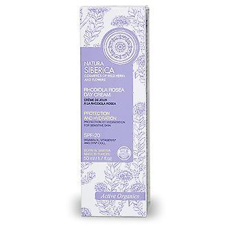 Natura Siberica Crema Dia Proteccion Hidratacion Piel Sensible Krous 50 ml,