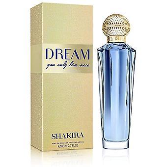 Shakira Dream Eau de Toilette 80ml EDT Spray