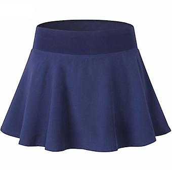 Women's Mini Tennis Skirts, Bottom Shorts Anti Skirts