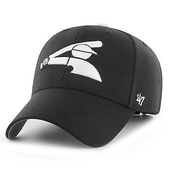 47 العلامة التجارية استرخاء صالح كاب -- MLB ريترو شيكاغو وايت سوكس