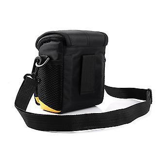 Outdoor shockproof one-shoulder card camera bag for nikon j5 j4 camera bag