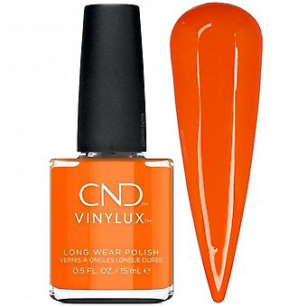 CND vinylux Summer City Chic 2021 Summer Nail Polish Collection - Popsicle Picnic (381) 15ml