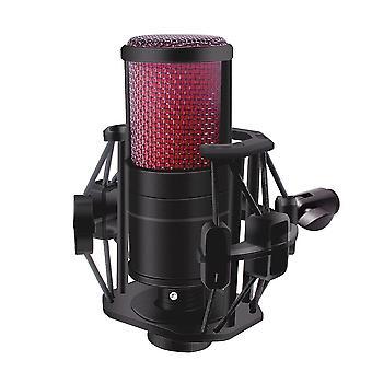 Micrófono del teléfono del dispositivo de grabación del soporte de 3,5 MM