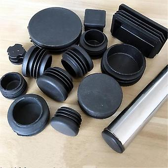 Round Furniture Legs/ Feet Cap &tubing Insert Plugs Hole Cover /protector Pads