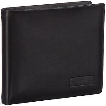 M-Collection Melmak 4900000268, Adult Unisex Wallet, 12x10x1 cm (L x A xP), Black (Schwarz (black 900)), 12x10x1 cm (L x A Ref. 4006053519489