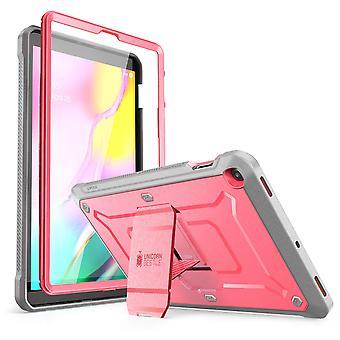 Galaxy Tab S5e 10,5 tuuman yksisarvinen Beetle Pro Koko vartalon kestävä kotelo (vaaleanpunainen)