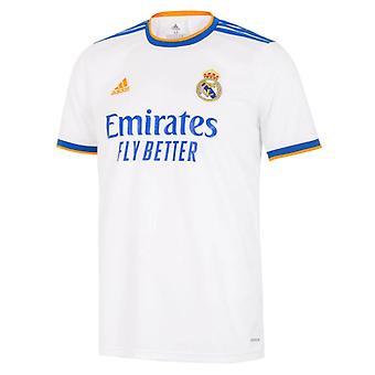 Реал Мадрид 2021-2022 Главная рубашка (Дети)