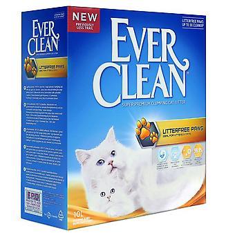 Vždy čisté podestýlky zdarma Paw shlukující se kočičí podestýlka