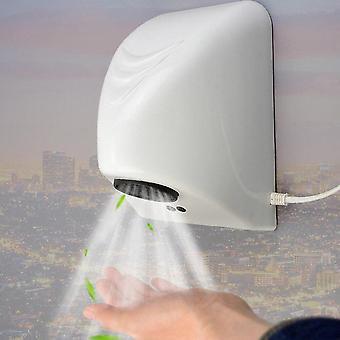 Hotel Home Smart Hand Dryer, automaattinen infrapunainduktio, sammutussuojaus,
