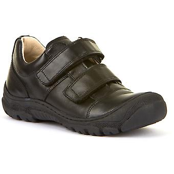 Froddo Boys G3130188 Skolskor Svart Läder
