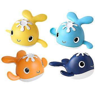 11.5X11.5x6cm różne kolor 4pcs zabawki kąpielowe dla dzieci dostaw niania dostaw zabawki dla dzieci kąpienie zabawki prysznic zabawki dt3432
