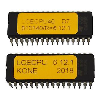 Heis Pcb Chip Board Lcecpu40 D7 / lcedrv