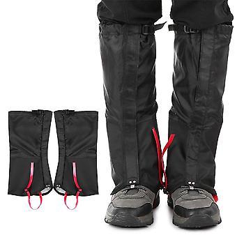 للجنسين ماء ركوب الدراجات legwarmers legwarmers الساق تغطية التخييم المشي لمسافات طويلة التزلج التمهيد حذاء الصيد الثلوج تسلق المشي مقاومة للرياح