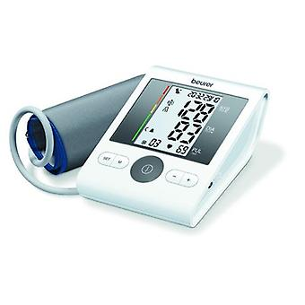 Beurer BM28 - Blood pressure monitor upper arm - Heart rhythmstroornis recognition