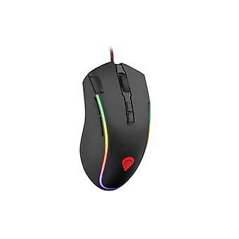 Gaming Mouse Genesis KRYPTON 700 RGB 7200 DPI Black
