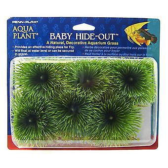 Penn Plax Aqua Plant Baby Hide-Out - Bébé poisson Hide Out