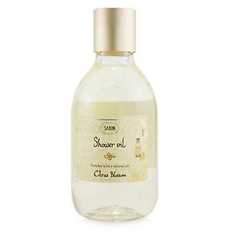 Aceite de Ducha Sabon - Flor de Cítricos (Botella de Plástico) 300ml/10.5oz