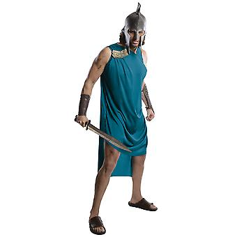 صعود ثيميستوكليس 300 محارب الإمبراطورية الرومانية اليونانية زي الرجال توغا