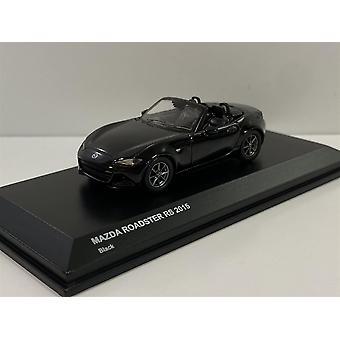 Mazda Roadster Black 2015 1:64 Scale Kyosho 7068A3