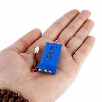 بطارية ليثيوم بو سعة 3.7 فولت 500 مللي أمبير في الساعة ل Hubsan X4 H107l H107c H107d V252 Jxd385