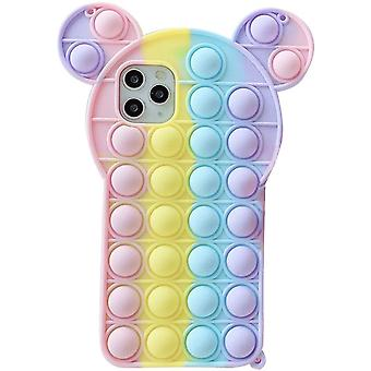 Iphone 12 Pro Colorful Case
