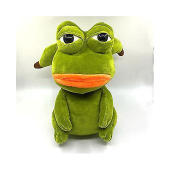 Caraele 26cm Frog Pikachu Plush Toys Pepe Frog Jenny Sand Frog Animal Stuffed Plush Doll Toys For Children