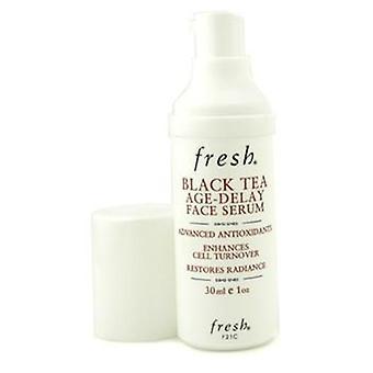 Fresh Black Tea Age Delay Face Serum - 30ml/1oz